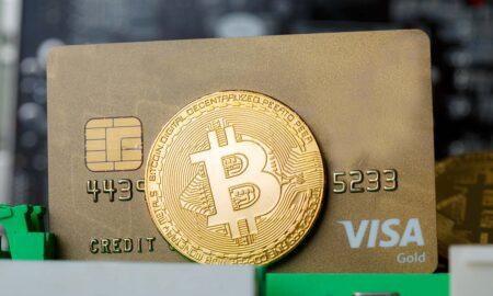 bitcoin visa